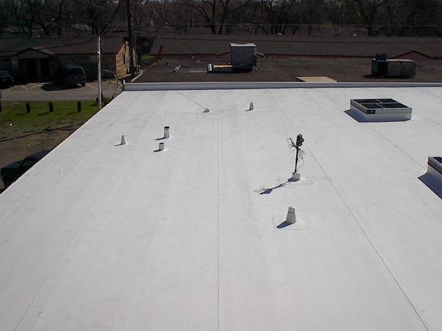 Our Work Roofing Fort Worth Dallas Hail Repair