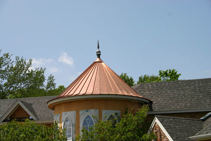 Copper Classic Superoof Fort Worth Roofers Dallas