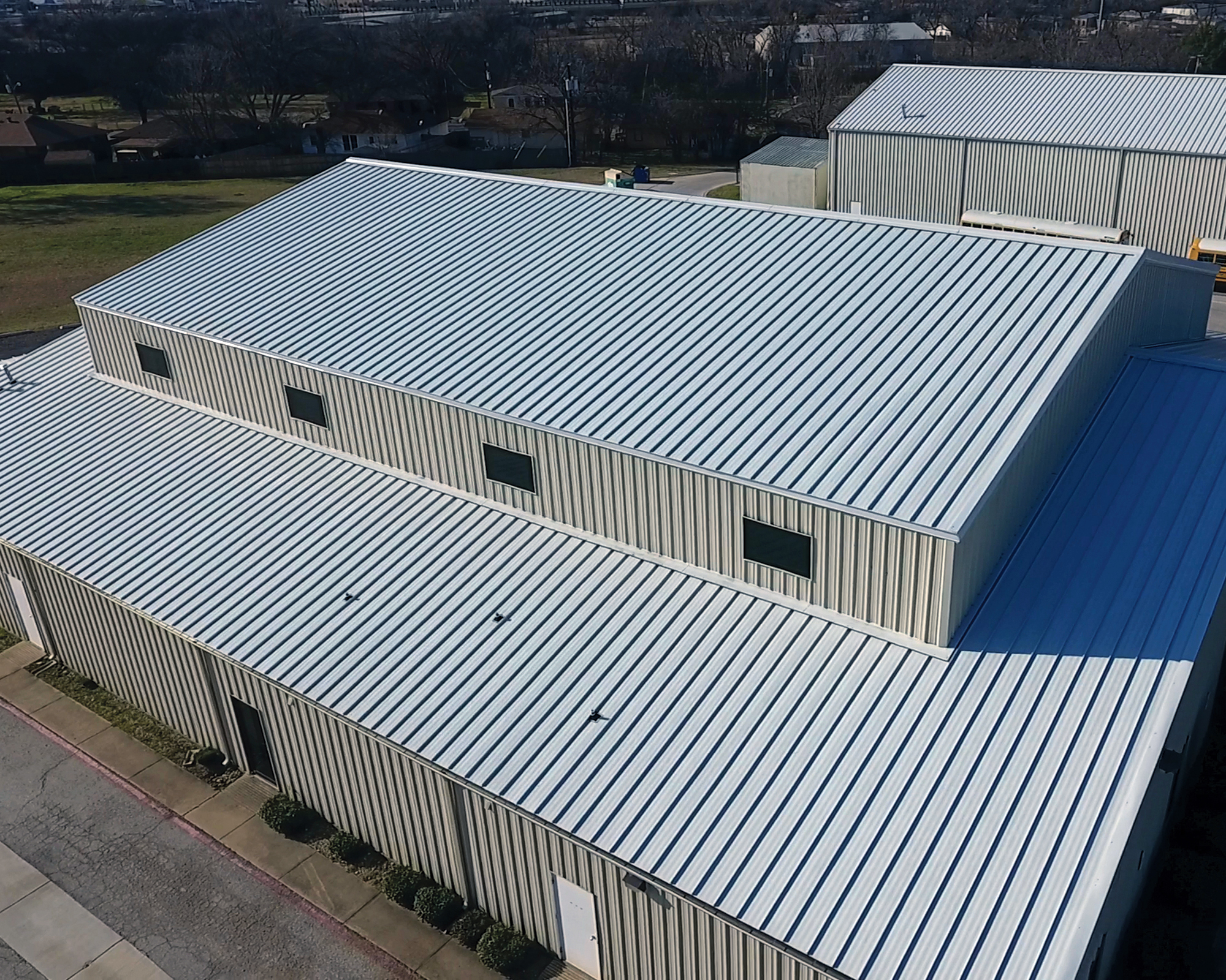 Steel Classic Superoof Fort Worth Roofers Dallas