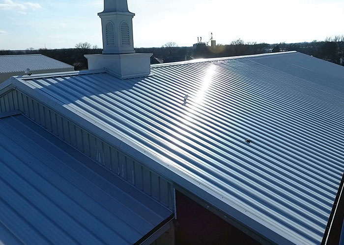 Roofing Products Texas Metal Roofing Steel Composition